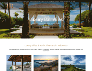 ultimatebali.com screenshot