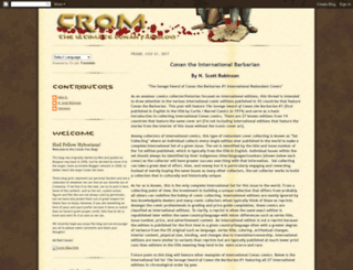 ultimateconanfan.blogspot.com screenshot