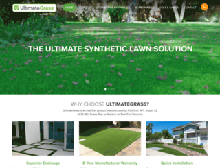 ultimategrass.easyturf.com screenshot