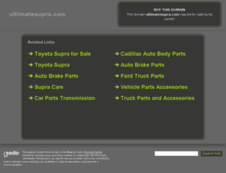 ultimatesupra.com screenshot