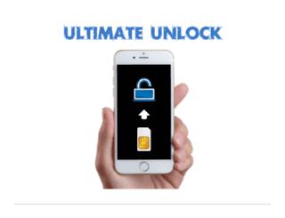ultimateunlock.com screenshot