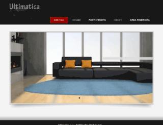 ultimatica.it screenshot