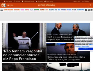 ultimosegundo.ig.com.br screenshot