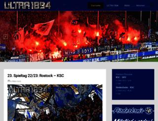 ultra1894.de screenshot