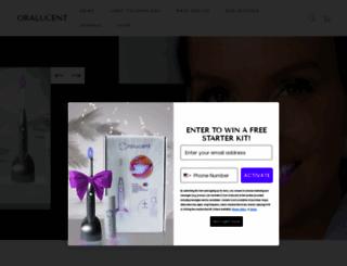 ultrablubrush.com screenshot