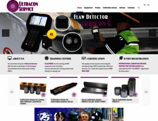 ultracon-service.com.ua screenshot