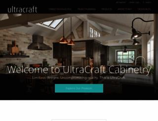 ultracraft.com screenshot