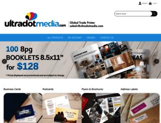 ultradotmedia.com screenshot