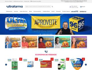ultrafarma.resultsdemo.com screenshot
