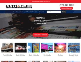 ultraflexx.com screenshot
