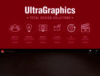 ultragraphics.com.hk screenshot