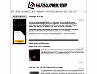 ultrahighendreview.com screenshot