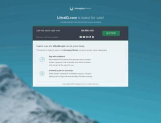 ultraid.com screenshot