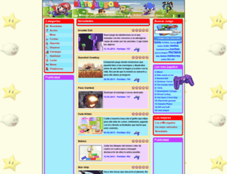 ultrajuegos.net screenshot