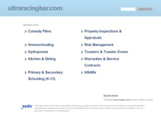 ultraracingbar.com screenshot