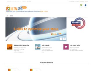 ultraseopro.com screenshot