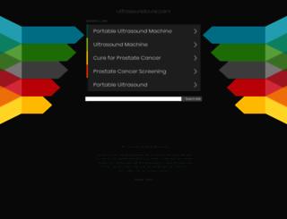 ultrasoundcure.com screenshot