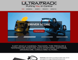 ultratrack.net screenshot