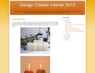 ululzdesign-classic-interior.blogspot.com screenshot