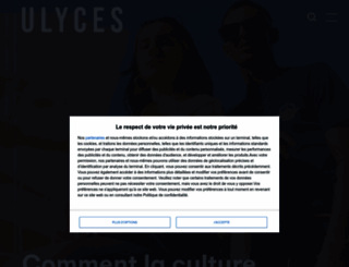 ulyces.co screenshot