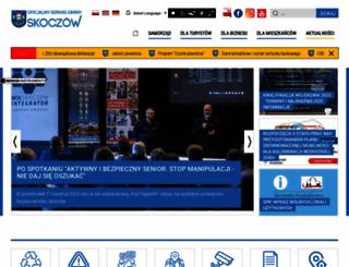 um.skoczow.pl screenshot