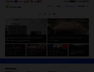 um.sosnowiec.pl screenshot