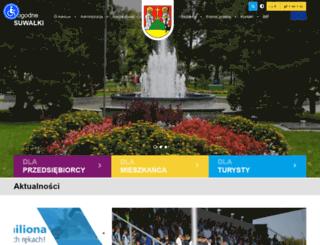 um.suwalki.pl screenshot