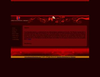 umaarajendracinemas.com screenshot