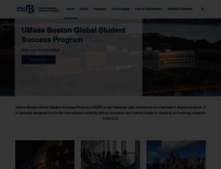 umb.navitas.com screenshot