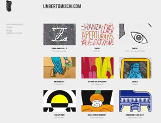 umbertomischi.com screenshot