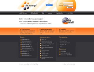 umbraehubris.phorum.pl screenshot