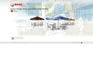 umbreledeterasa.ro screenshot