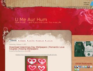 umeaurrhum.blogspot.com screenshot