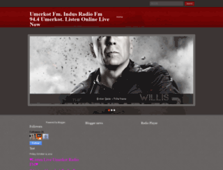 umerkotfm.blogspot.com screenshot