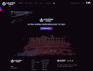 umfkorea.kr screenshot
