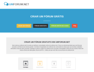umforum.net screenshot