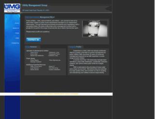 umgllc.org screenshot