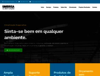 umibrisa.com.br screenshot