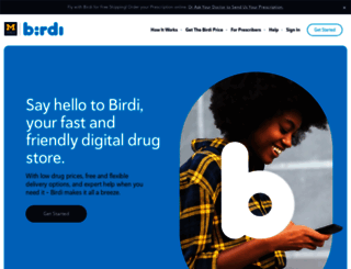 umich.novixus.com screenshot