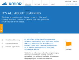 umindsoft.com screenshot