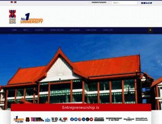 umk.edu.my screenshot