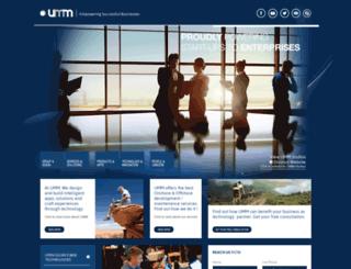 ummtech.com screenshot