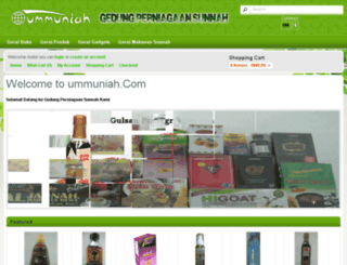 ummuniah.com screenshot