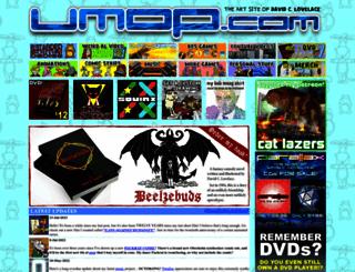 umop.com screenshot