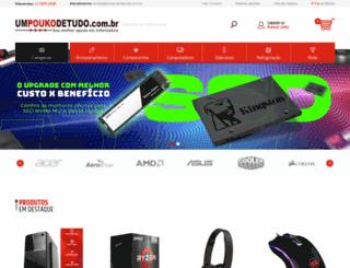 umpoukodetudo.com.br screenshot