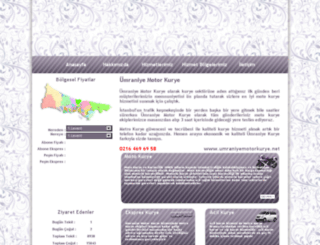 umraniyemotorkurye.net screenshot