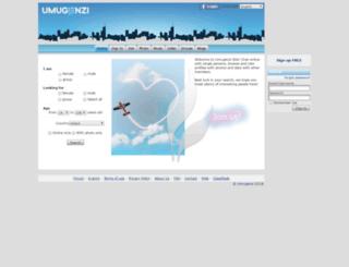 umugenzi.com screenshot