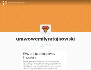 umwowemilyratajkowski.tumblr.com screenshot