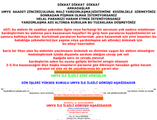 umysulusalmaliyardimlasma.tr.gg screenshot