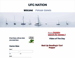 un-blockedflashgames.weebly.com screenshot